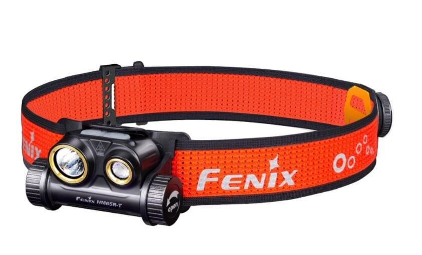 Fenix HM65R 1500 Lumen, Hodelykt