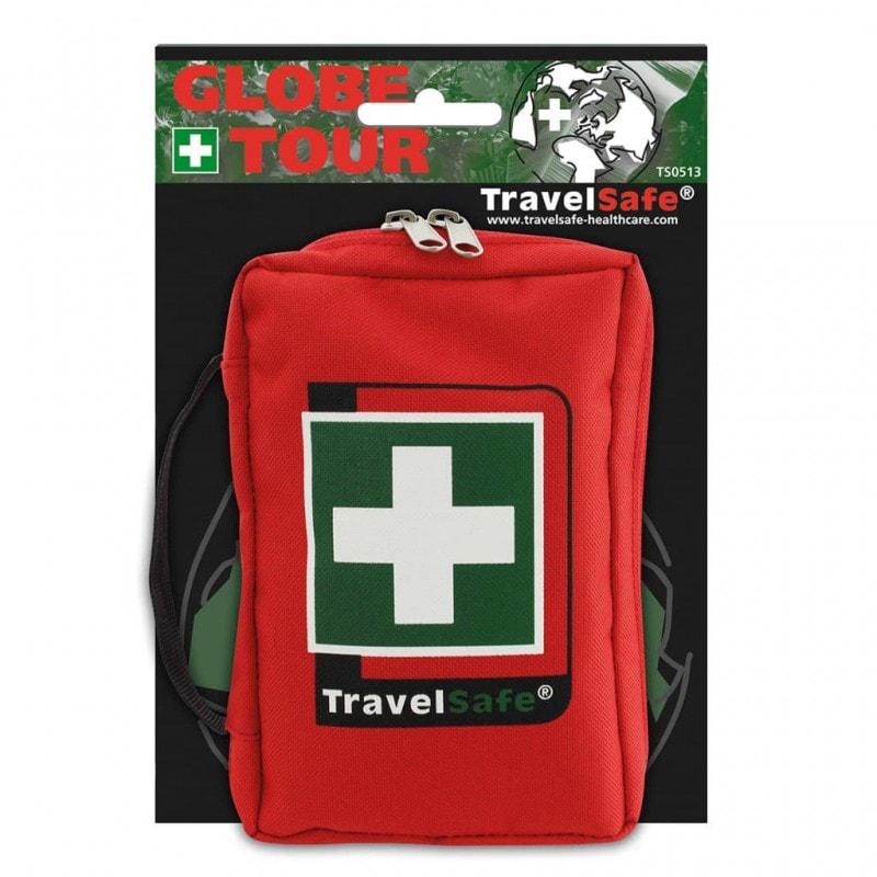 Travelsafe Førstehjelpssett i 57 deler, Globe Tour