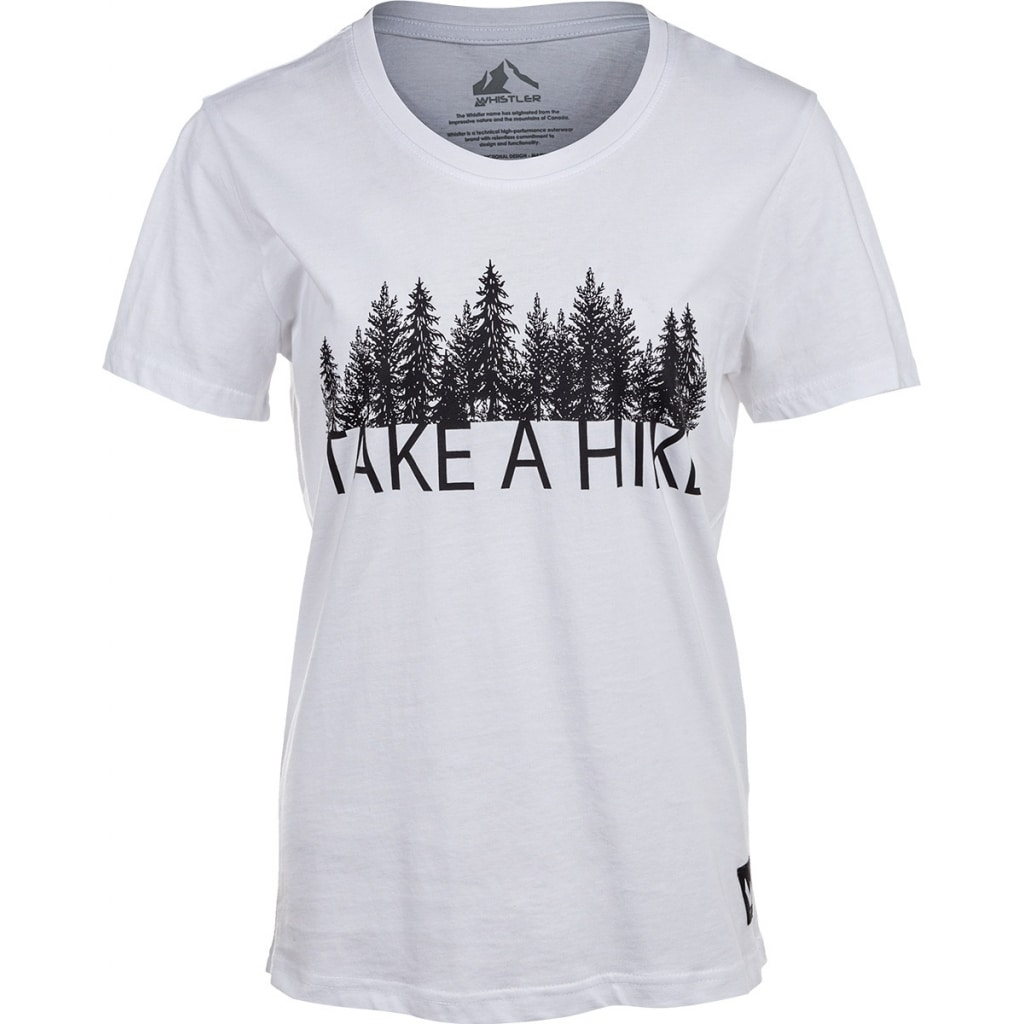 Whistler Hike T-Shirt, Dame
