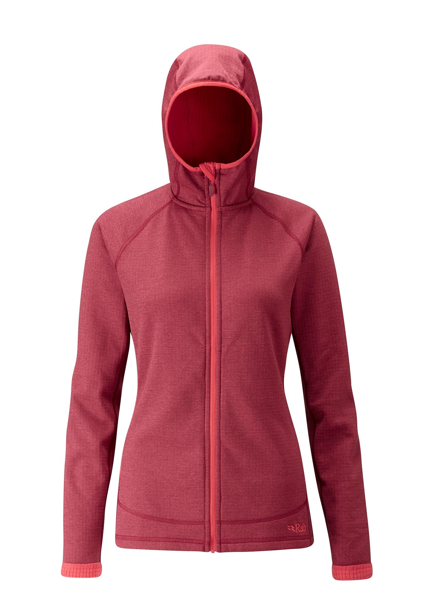 RAB Nucleus Hooded Jacket W's