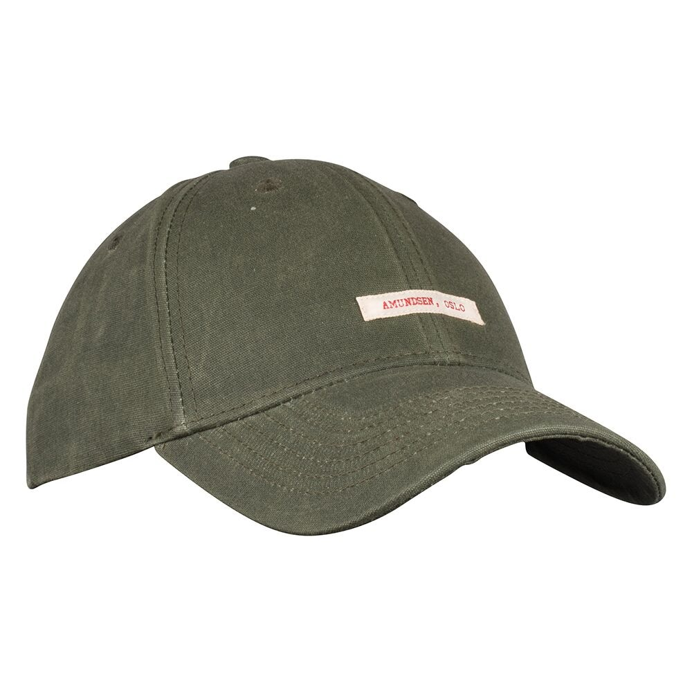 Amundsen Sports Waxed Cotton Cap