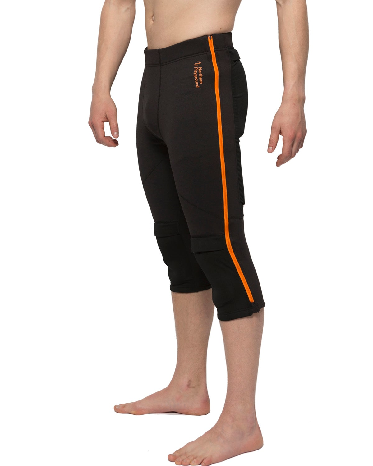 Northern Playground 3/4 Ziplongs™ padded M's