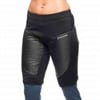 Houdini Moonwalk Shorties, True black, Unisex